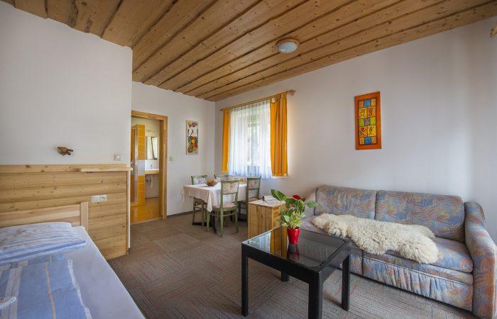 Apartmány Limba_Štúdio č.1 a č.4